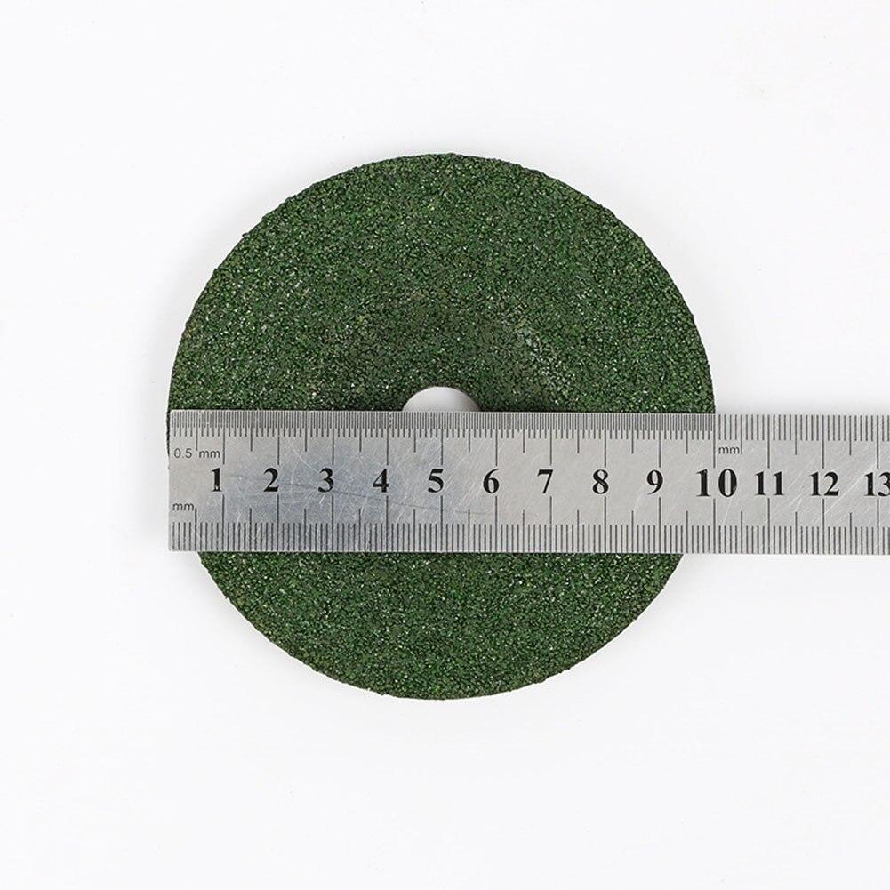 malha lâmina de corte ângulo moedor ultra-fino 100*6*16mm moagem roda fatia
