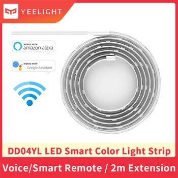 Original Yeelight DD04YL RGB LED 2 M Smart Light Strip Smart Home voor Mi Thuis APP WiFi Werkt met Alexa and Google Home