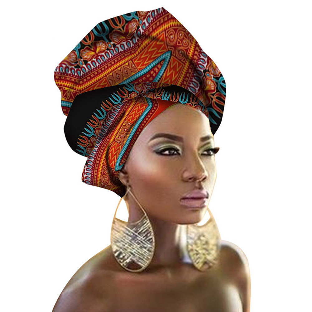 Replenishment African Scarf Batik Printed Cloth Fabric  Scarf Ethnic Soft Scarf Multicolor Cotton Selectable Sewing DIY
