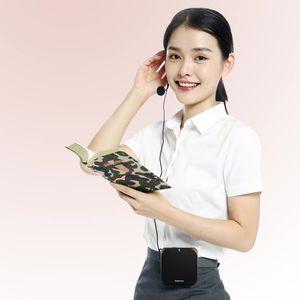 Image 2 - Rolton K400 נייד קול מגבר מגפון מגבר עם Wired מיקרופון רמקול רמקול FM רדיו MP3 מורה אימון