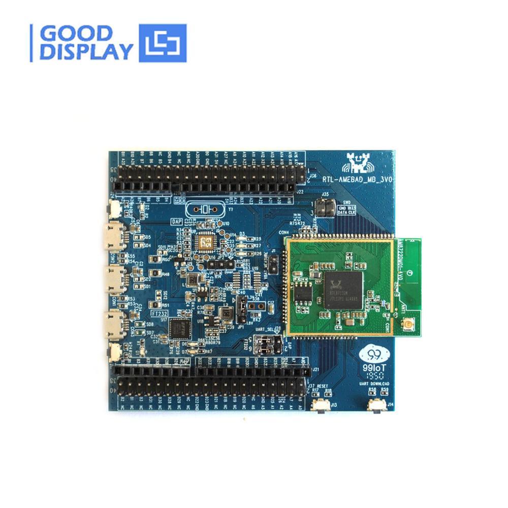 RTL8722DM-EVB 88 PIN WIFI2.4G+5.8G+Bluetooth5.0, Development Board