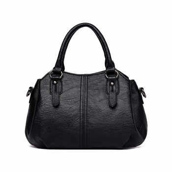 New Small Tote 3 layers leather luxury handbags women bags designer ladies hand crossbody bags for women 2018 sac a main femme