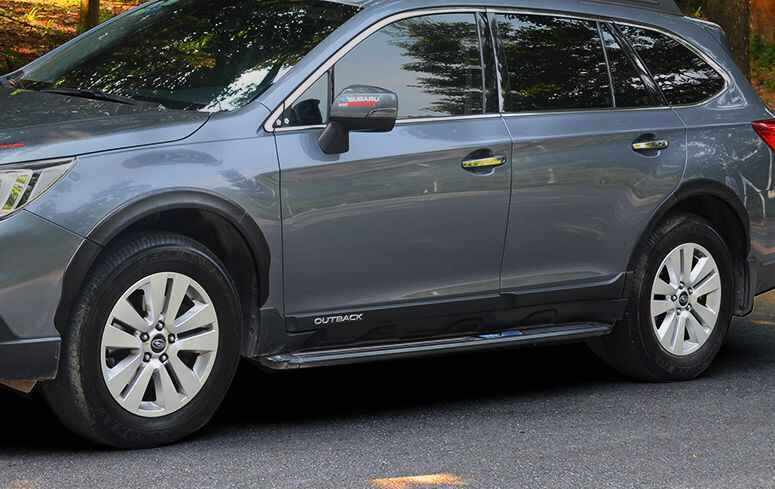 New Fender Flare Kit Wheel Arch Cover Trim For 2015 2018 Subaru Outback 12pcs Aliexpress