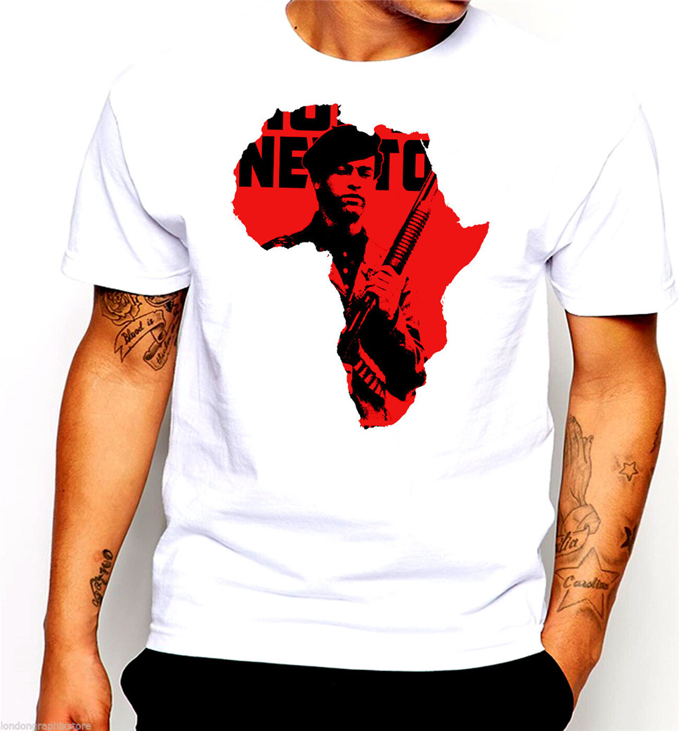 Black History Month T-Shirt, Panthers, Huey P Newton, Malcolm X Cotton Tee Custom Printed Tee Shirt