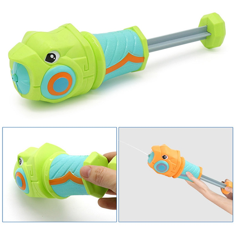 2020 Summer Water Guns Kids Toys Animals Toys for Children Water Pumps Games Swimming Pool Cartoon Pistol Outdoor Random Color 1