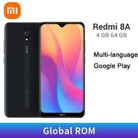 Xiaomi Redmi 8A 4GB RAM 64GB ROM Handy Snapdragon 439 Octa Core 6.22