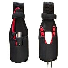 Nylon Fishing Spare Fishing Gear Bag Portable Waist-mounted