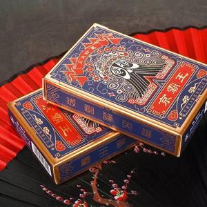 Image 5 - Xiaomi Mijia Youpin Пекинская опера Фейсбук покер китайское наследие вторжение развлечение и досуг игры портативные