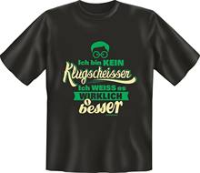 T-shirt amusant Vraiment Aucun klugschisser, Cadeau DAnniversaire Cornee Imprime
