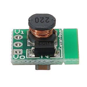 Image 2 - 20Pcs/Lot 1.5V 1.8V 2.5V 3V 3.7V 4.2V 5V TO 3.3V or 5V DC DC Boost Converter Module Board