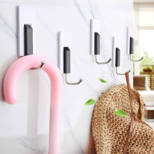piano style door hook door hanger towel hanger towel hook hat organizercap holder wall hook 4pcs/lot free shipping
