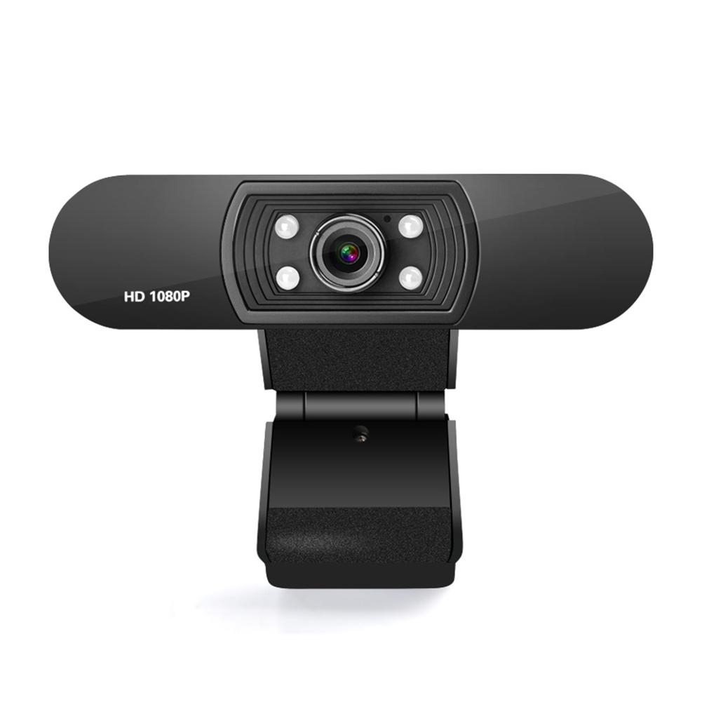 Newest 1080P Webcam, HDWeb Camera With Built-in HD Microphone 1920 X 1080p USB Web Cam, Widescreen Video