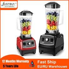 Professional Blender Mixer Blade-Juicer Food-Processor Ice-Smoothie-Machine Bpa-Free