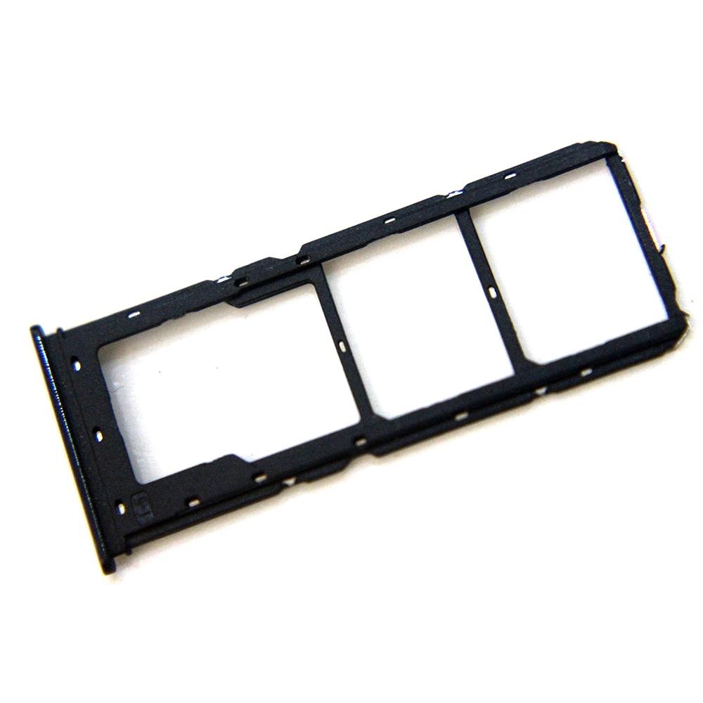 For Vivo Y91 Y91i Y91c Y93 Y93s Y93st Y95 MT6762 Sim Tray Micro SD Card Holder Slot Parts Sim Card Adapter