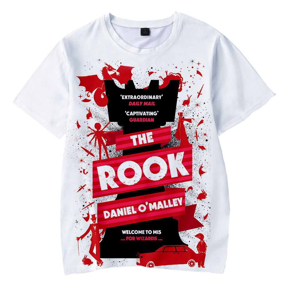The Rook (TV Series 2019 New 3D American song and dance fantasy movie Harajuku Short Sleeve Summer T-shirt Women/men/Kids image