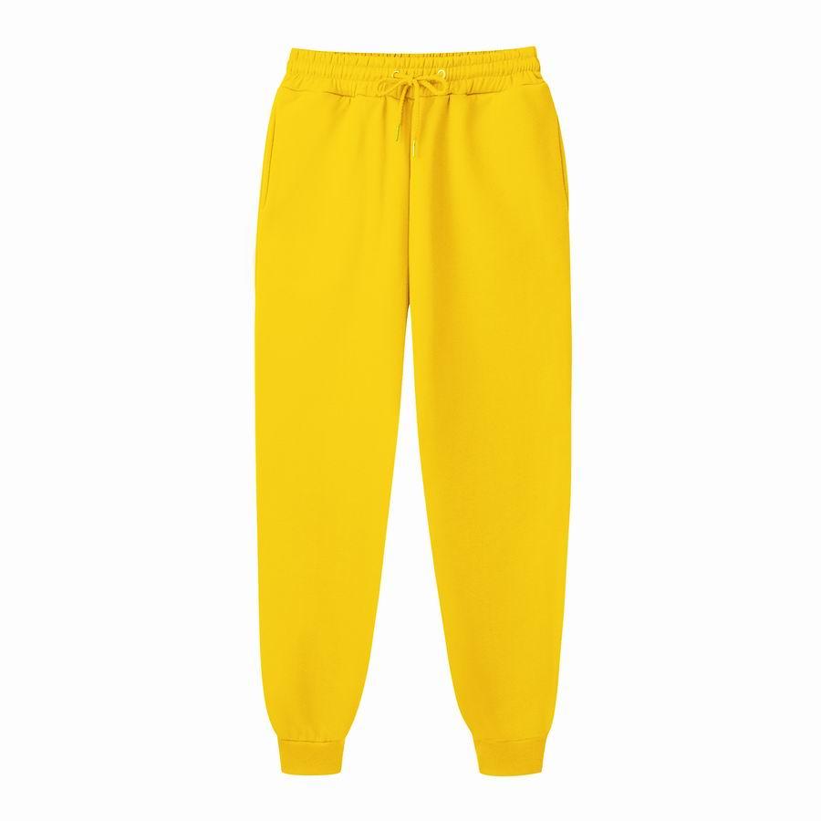 Men Pants New Fashions Solid Color Joggers Pants Male Casual Sweatpants Bodybuilding Fitness Track Pants Men's Sweat Trousers
