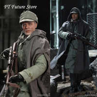 In stock D80138 1/6 Scale Stalingrad German Sniper Major Corning 2.0 10th Anniversary Edition for Fans Holiday Collection Boxed
