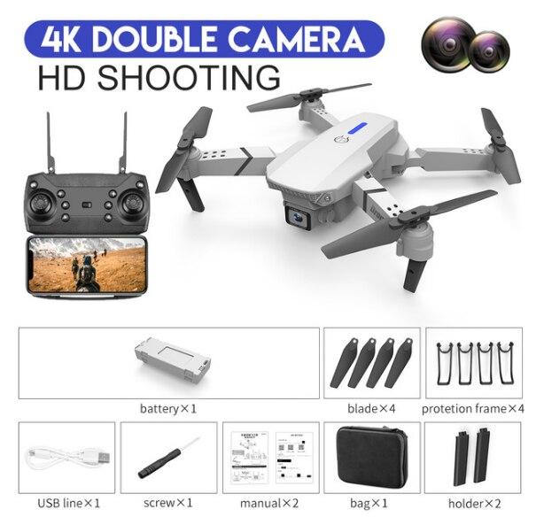DualCamera 4K White