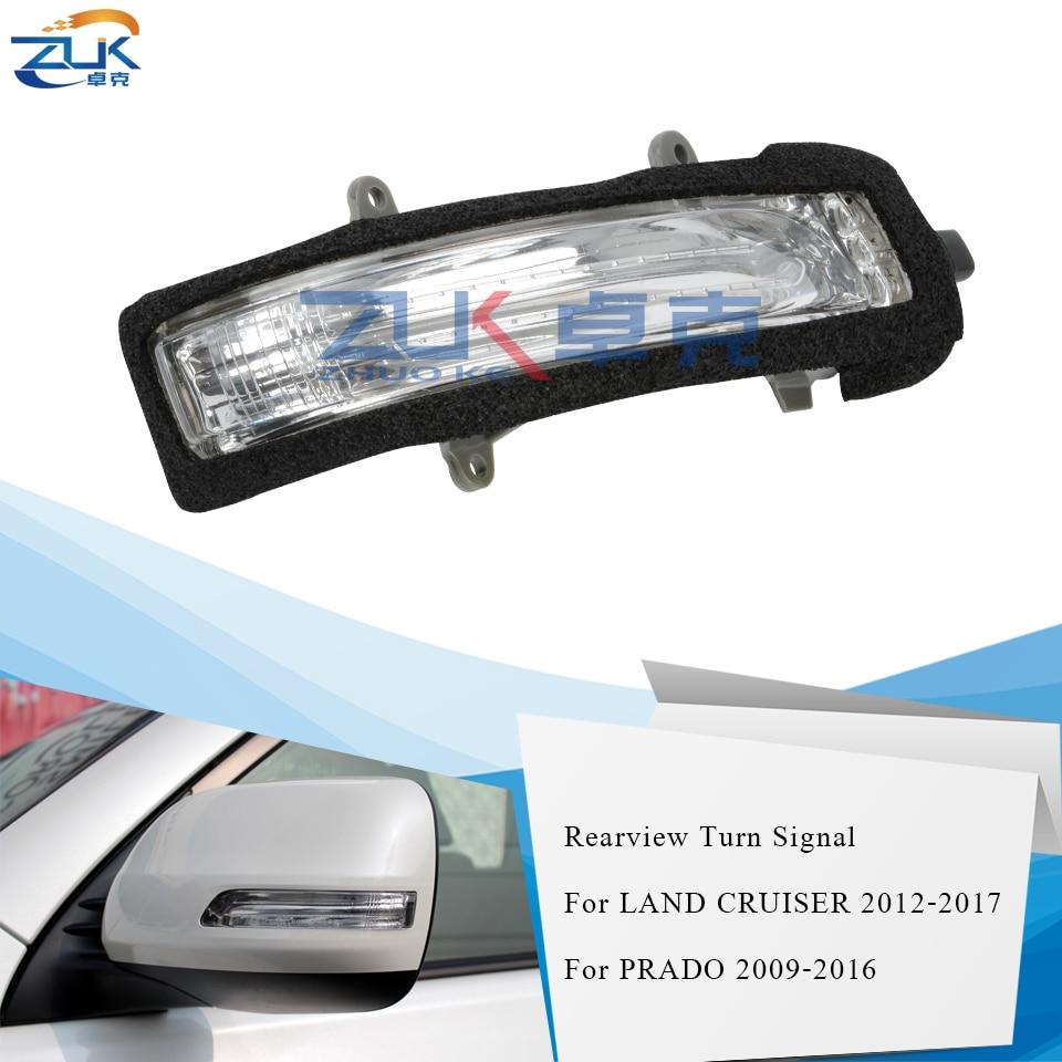 Fit Toyota Scion iM RH LH LED Rear View Mirror Light Turn Signal Lamp Automobile