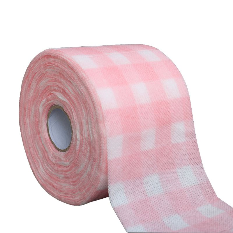 30m/roll Disposable Face Towel Non Woven Cloth Cleansing Wieps Dry Wet Use Makeup Pads Facial Care Tissue For Travel