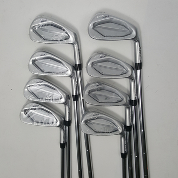 golf irons 8PCS JPX900 Forged Iron Set JPX900 Golf Forged Irons Golf Clubs 4-9PG R/S Flex Steel/Graphite Shaft With Head Cover