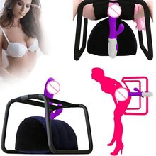 Vibrator 2019Top Bounce Weightless Elasticity Pillow Stool Sex Chair Sexy Tool Vibrator(China)