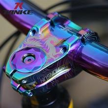 2020 Новый высокопрочный стержень руля CNC 31,8*28,6 мм тордуро велосипедный стержень DH/AM/XC MTB горный велосипед запчасти алюминиевый сплав