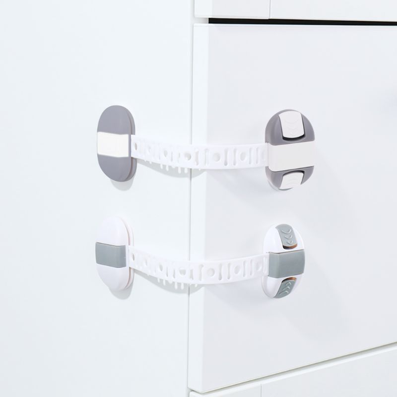 Drawer And Wardrobe Door Safety Locks, Baby And Child Safety Locks,  Fridge Lock ,for Baby Safety Care