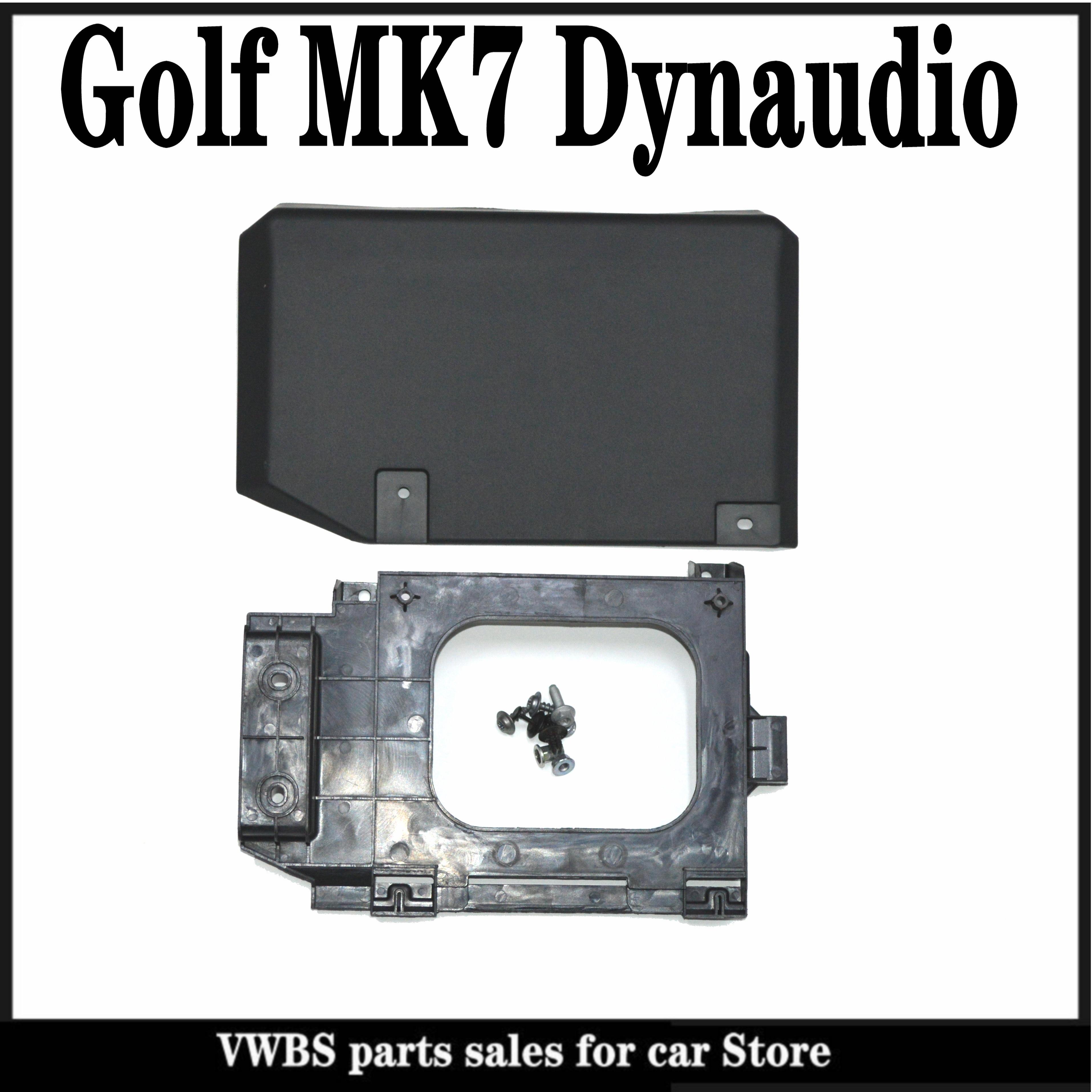 Soporte de montaje parágrafo amplificador Dynaudio, apto parágrafo osu de Golfe 7 MK7