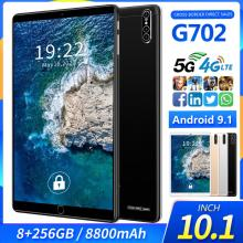 Tablet PC Android G702 Wifi 8800mah 4G 8GB-RAM 256GB-ROM GPS Phone-Call Core Global-Version