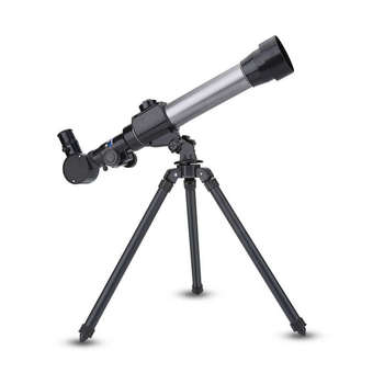 Outdoor Monocular Space Astronomical Telescope With Portable Tripod Spotting Scope Telescope Children Kids Educational Gift Toy new eyeskey 20 60x80 waterproof spotting scope zoom spotting scope full multicoated birdwatching monocular telescope with tripod page 4