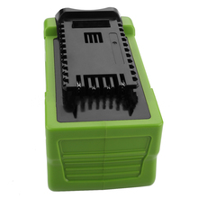 Lithium Battery PCB Protection Circuit Board Replacement Battery Plastic Case for Greenworks 40V Lawn Mower Tool replacement usb dc 5v humidifier circuit board atomizing drive plate environmental protection pcb circuit board with ic chip