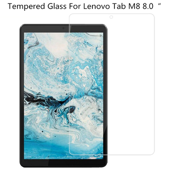 0.3mm Tempered Glass Screen Protector For Lenovo Tab M8 8.0 Anti-scratch Tablet Protective Film TB-8505F 8705F 8705N 8505X - discount item  20% OFF Tablet Accessories