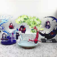 Anime Mo Dao Zu Shi Acrylic Stands Wei Wuxian Lan Wangji Figure Model Plate Holder Anime Around Fans Gift