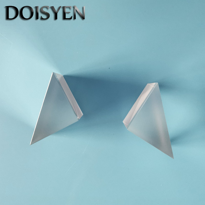 15*15*15mm N-BK7 (K9) AL coated Right Angle Prism Optical Components Glass for Precision Optical equipments Instruments
