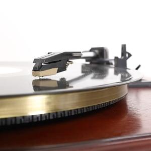 Image 5 - 2PCS LP Turntable Phonograph Diamond Stylus Needles Accessories For Gramophone Record Golden