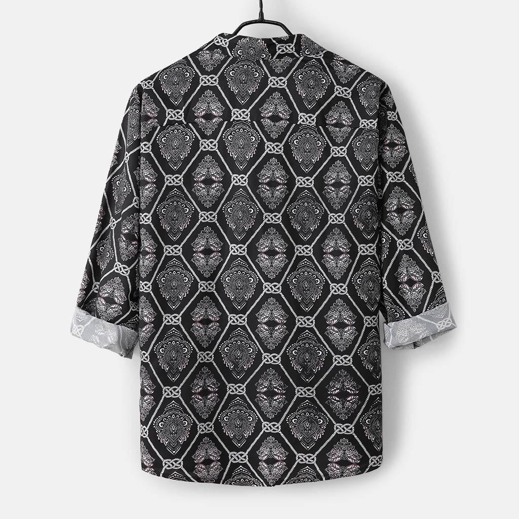 Men Shirts Casual Daily Leopard Print  Shirts 5