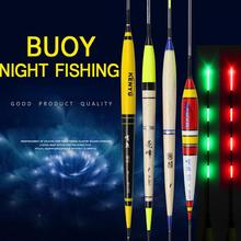 Fishing Float Ction Electronic Fish Bite Hook Color Changing Drifting Night light