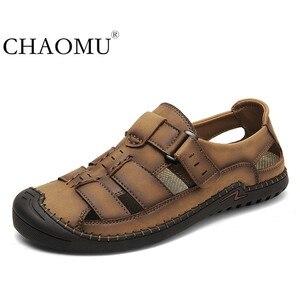 Men's shoes new sandals men's