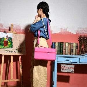 Image 5 - 80 Gaten Premium Kwaliteit Oxford Etui Markers Tas Draagbare Grote Capaciteit School Potlood Tas Voor Schilderen Leveringen