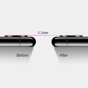 Image 5 - Convient pour iPhone XR arrière caméra lentille verre trempé Protection décran HD 1pc 0.2mm.