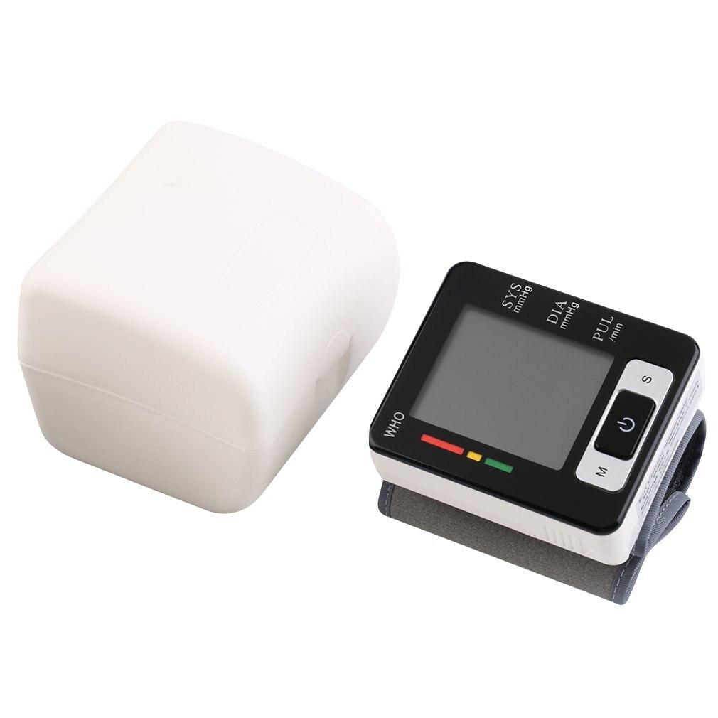 Sphygmomanometer Portable-Blood-Pressure-Monitor Monitors Meters Health-Care Digital