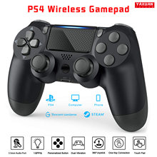 Joystick PS4 Wireless Bluetooth Controller for Sony Playstation 4/Pro/Slim/Pc/Ipad/Tablet/Stoom/Dualshock 4 Gamepad