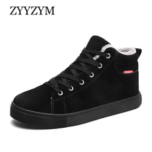 ZYYZYM Men Boots Winter Plush Keep Warm 2019 Classic Hot Sales Non-slip Fashion Snow Russian style