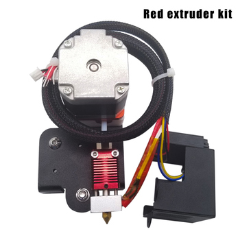 Upgrade with Full Hot End Red Extruder Kit for Ender-3 Drive SGA998
