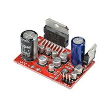 Amplificadores o DC 12V TDA7379 38W + 38W placa amplificadora estéreo AD828 preamplificador súper que el módulo eléctrico NE5532