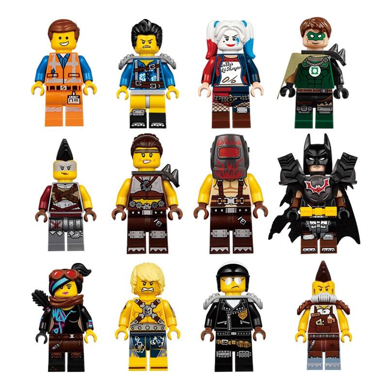 2019 ภาพยนตร์ขนาดใหญ่ 2 Led light ยินดีต้อนรับสู่ APOCALYPSEBURG Building Blocks ชุดอิฐชุดคลาสสิก 70840 ชุดของเล่นเข้ากันได้กับ Legoings-ใน บล็อก จาก ของเล่นและงานอดิเรก บน   3