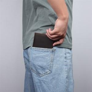 Image 4 - Обложка для паспорта из натуральной кожи, многофункциональная сумка для сертификата, дорожный кошелек, кошелек унисекс для карт, держатель для билета, кожа Crazy Horse