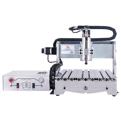 4030 DIY Mini CNC router 40X30 800W 3axis 4axis with rotary axis ball screw 3040 Engraver Milling and drilling Machine