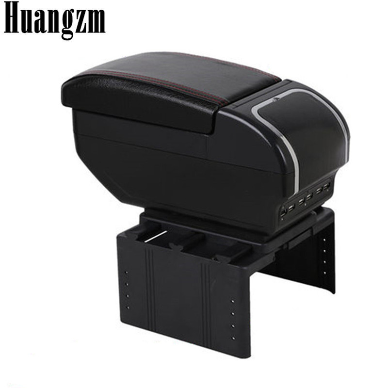 For Toyota fj cruiser armrest box central Store content box products interior Armrest Storage car styling accessories part|Armrests| |  - title=